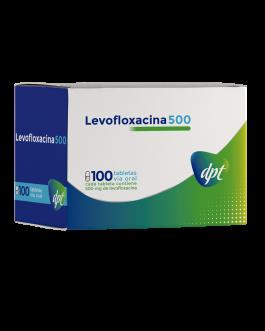 Levofloxacina 500