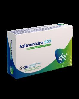 Azitromicina 500